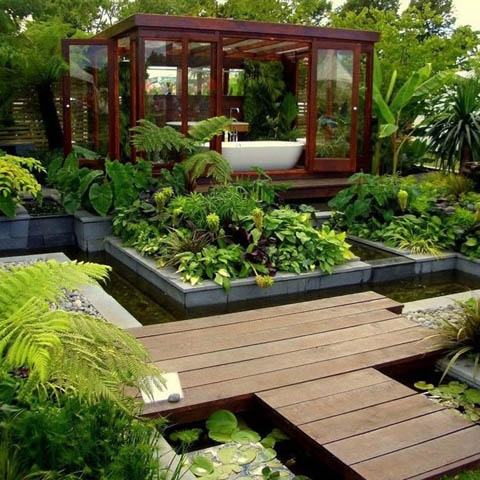 Urban Home Landscape Design